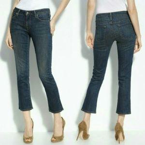 3/$20 VINCE Baby Bell Crop Aurora Jean Pants 26